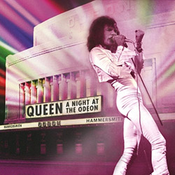Queen - A Night at the Odeon cover image