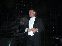 Maestro Cristoforo Spagnuolo at the show in Zurich