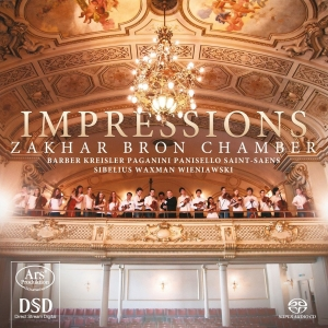 Zakhar Bron Chamber - Impressions (Front Cover)